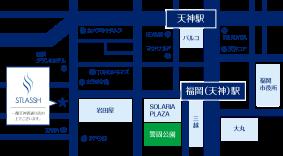 fukuoka-tenjin_map
