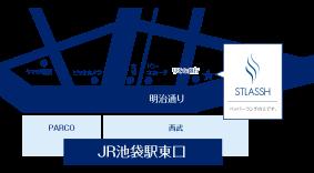 ikebukuro-higashi_map