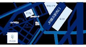 yokohama-nishi_map